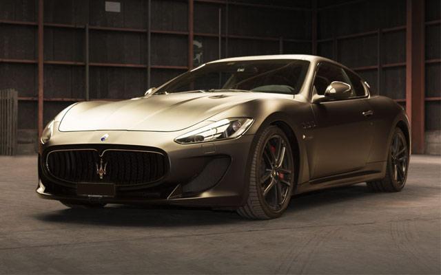 Maserati GranTurismo MC Stradale – Ninja in Massanzug