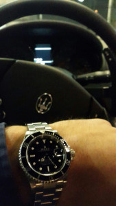 Rolex-Submariner-Maserati-Granturismo-MC-Stradale-2