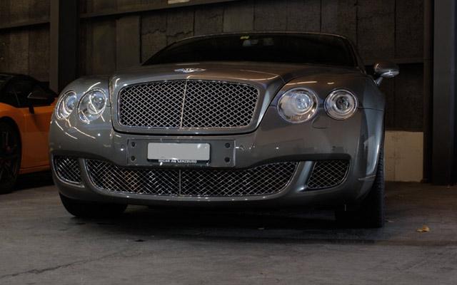 Bentley Continental GT Speed – ein wahrer Wolf unter Schafen