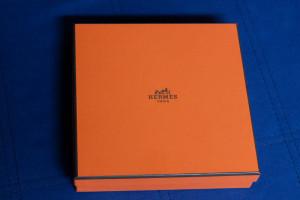 Hermes-Gürtel-Verpackung-Schachtel