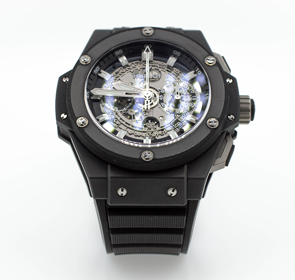 Hublot King Power Unico Black Magic – Präzise Männlichkeit
