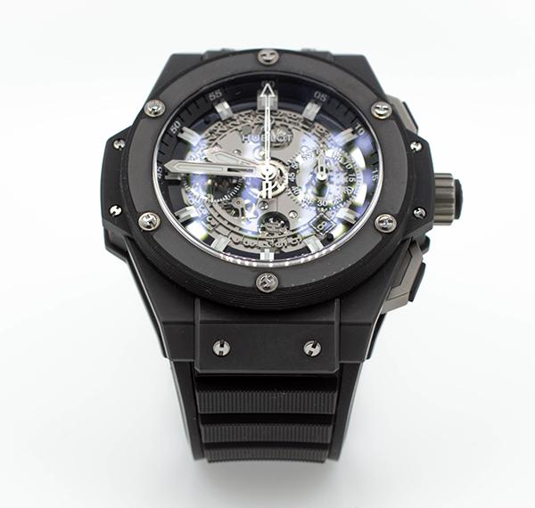 Hublot-King-Power-AllBlack-Ceramic-Luxury-Motors