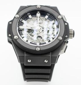 Luxury-Motors-Hublot-King-Power-Unico-Black-Magic
