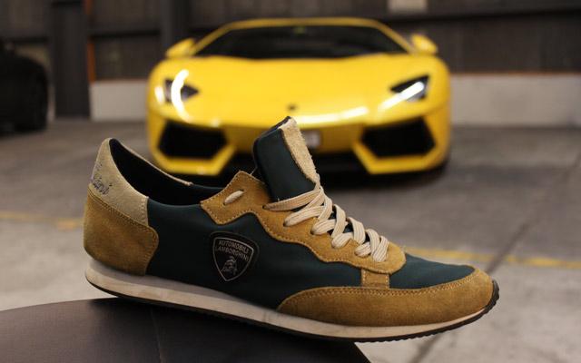 Lamborghini Schuhe – von 0 auf Fashion in 2,7 Sek