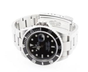Rolex-Submariner-Date---Luxury-Motors-2