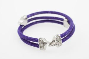 Luxury-Motors-Rochenleder-Armband