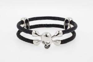 MUAU-Rochenleder-Armband