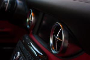 Mercedes-SLS-Interior