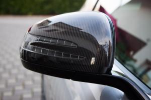 Mercedes-SLS-Seitenspiegel