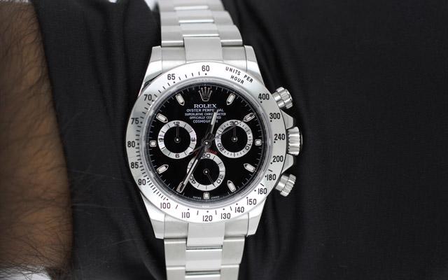Rolex Daytona Cosmograph – Luxus Uhr der Königsklasse