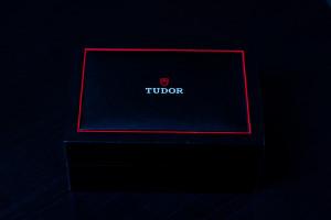 Tudor-Uhren-Box