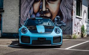 Porsche-GT2-RS-blau-schweiz