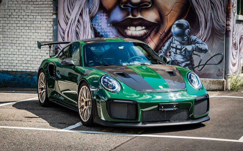 Porsche 911 GT2 RS – 1470 kg, 700 PS und 340 km/h schnell