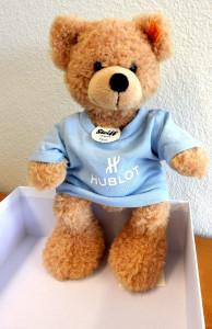 Hublot-Steiff-Teddybär-Fynn