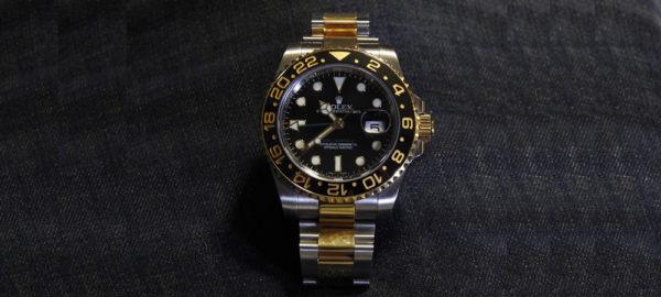 Rolex GMT Master 2 – ein Weltklassiker