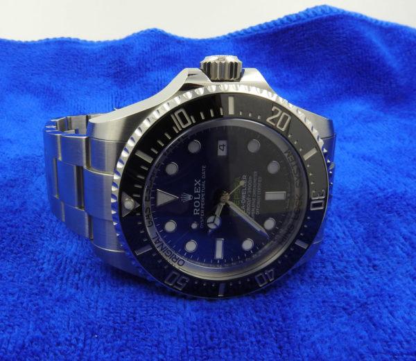 Rolex Deepsea – Die Tauchuhr der Superlative