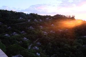Four-Season-Seychellen-Sunset