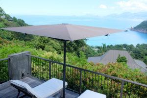 Four-Season-Seychellen-Villa-Balkon