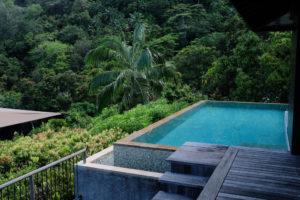 Four-Season-Seychellen-Villa-Pool