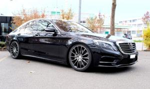 Mercedes-S500-Front