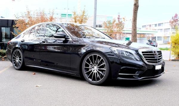 S ist soweit – Mercedes S500