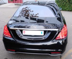 Mercedes-S500-Heck
