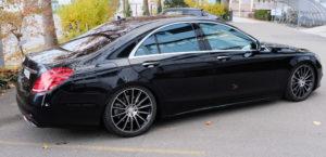 Mercedes-S500-seitlich