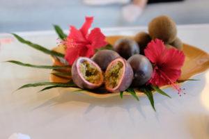 Passionsfrüchte-Seychellen