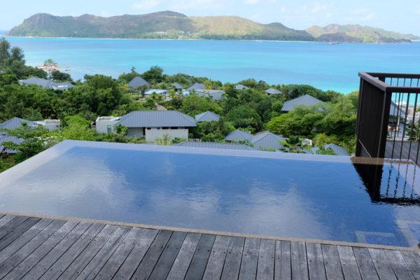 Luxus-Hotels an Traumstränden – Raffles Hotel Praslin Seychellen