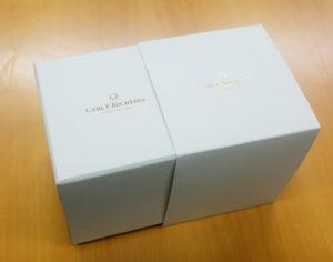Carl-F-Bucherer-Verpackung