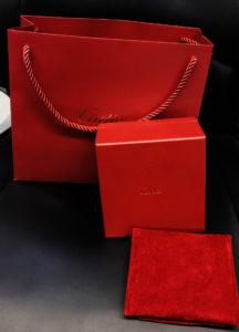 Cartier-Verpackung