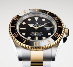 Rolex Sea Dweller Luxus Blog