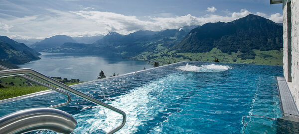 Villa Honegg Bürgenstock – Boutique Hotel über den Wolken