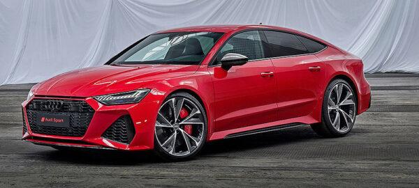 Audi RS7 C8 2020