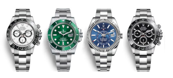 Diese Luxus-Uhren sind Wertanlagen