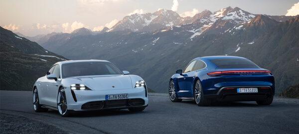 Porsche Taycan – Elektro Power mit Prestige-Effekt