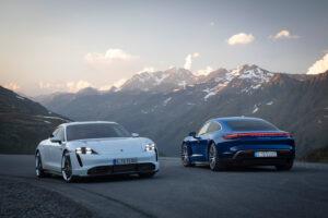 Porsche-Taycan-white
