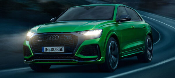 Audi RS Q8 – Der Sportwagen in gross