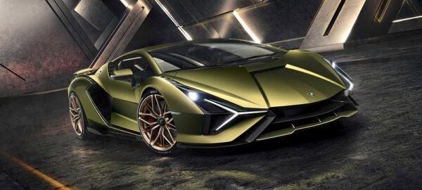 Lamborghini Sian FKP 37 – Der Hybrid-Stier für die besonderen Momente im Leben.