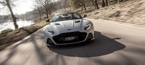 Aston Martin DBS Superleggera – Britischer Luxus-Sportwagen mit James-Bond-Attitüde.