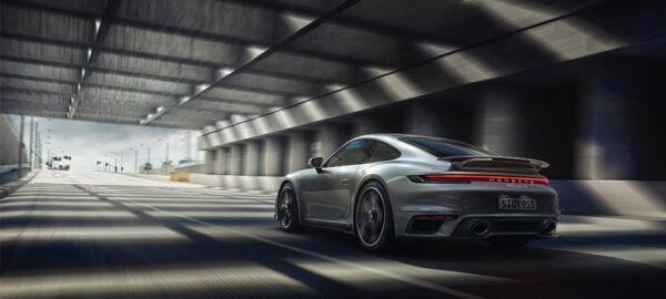 Der Porsche 911 Turbo S – In 2,7 Sekunden auf die Spitze