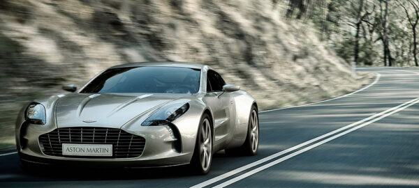 Aston Martin – No One 77 for 007