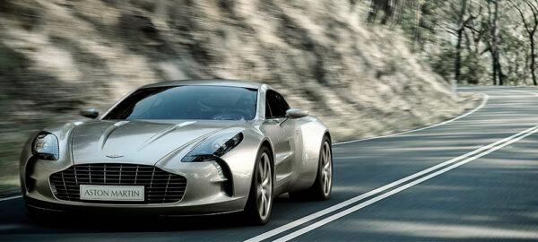 Aston Martin – No One 77 for 007