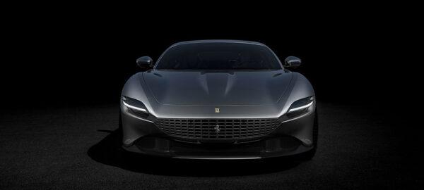 Viele Wege führen zum – Ferrari Roma