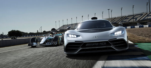 Mercedes AMG Project ONE – and only