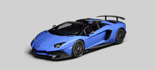 Lamborghini Aventador LP 750-4 SV – limitierter Kampfstier mit Rennsport-DNA.